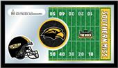 Holland Univ Southern Mississippi Football Mirror