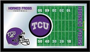 Holland Texas Christian University Football Mirror