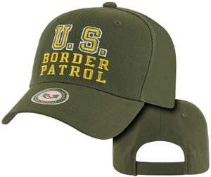 Back to the Basics Border Patrol Caps