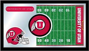 Holland University of Utah Football Mirror