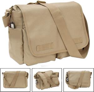Rapid Dominance Classic Military Messenger Bags