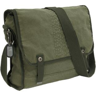 Rapid Dominance Vintage Military Messenger Bag
