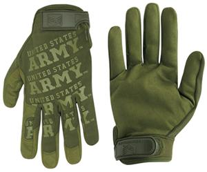 Rapid Dominance Lightweight Army Mechanics Gloves