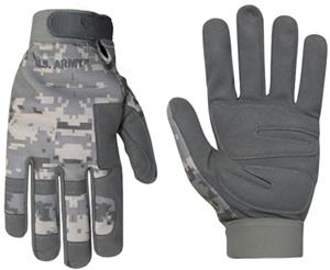 Rapid Dominance Digital Camo US Army Gloves