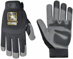 Rapid Dominance Performance Mechanics Army Gloves