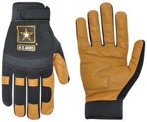 Rapid Dominance Mechanics US Army Gloves