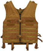 Tactical Modular Military Style Vest