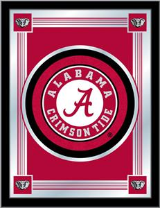 Holland University of Alabama Script A Logo Mirror