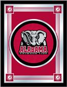 Holland University of Alabama Elephant Logo Mirror