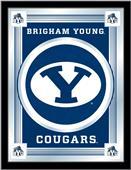 Holland Brigham Young University Logo Mirror