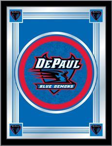 Holland DePaul University Logo Mirror