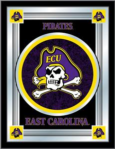 Holland East Carolina University Logo Mirror