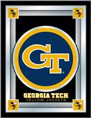 Holland Georgia Tech Logo Mirror