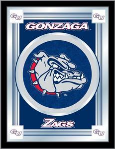 Holland Gonzaga University Logo Mirror