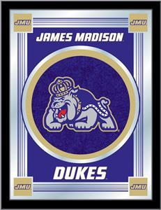 Holland James Madison University Logo Mirror