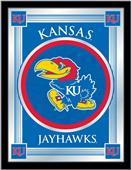Holland University of Kansas Logo Mirror