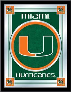 Holland University of Miami (FL) Logo Mirror