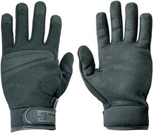 Digital Leather Military Law Enforcement Gloves