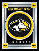 Holland Michigan Tech University Logo Mirror