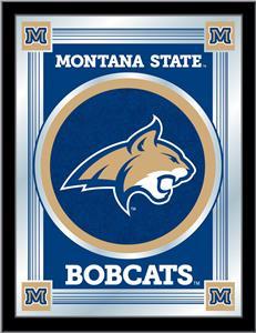 Holland Montana State University Logo Mirror