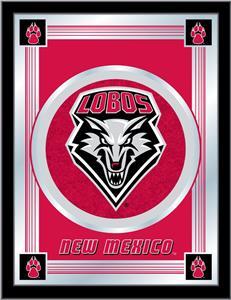 Holland University of New Mexico Logo Mirror