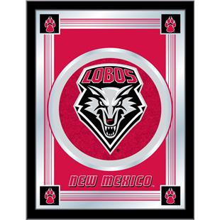 Holland University of New Mexico Logo Mirror