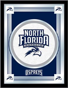 Holland University of North Florida Logo Mirror