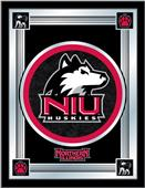 Holland Univ of Northern Illinois Logo Mirror