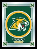 Holland Northern Michigan University Logo Mirror