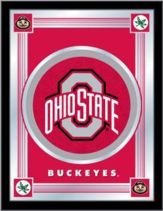 Holland Ohio State University Logo Mirror