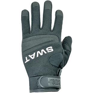 Rapid Dominance Digital Leather Duty SWAT Gloves