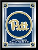 Holland University of Pittsburgh Logo Mirror