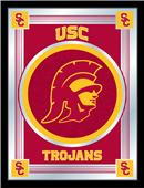 Holland Univ of Southern California Logo Mirror