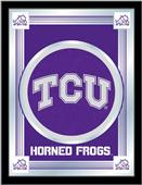 Holland Texas Christian University Logo Mirror