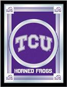 Holland Texas Christian University Logo Mirror