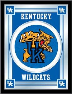 "Holland University of Kentucky ""Cat"" Logo Mirror"