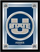 Holland Utah State University Logo Mirror