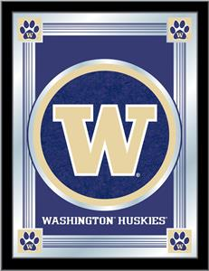 Holland University of Washington Logo Mirror