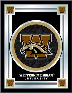 Holland Western Michigan University Logo Mirror