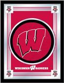 "Holland University of Wisconsin ""W"" Logo Mirror"