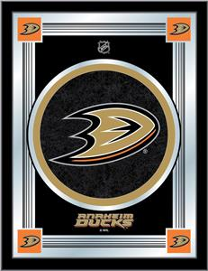 Holland NHL Anaheim Ducks Logo Mirror