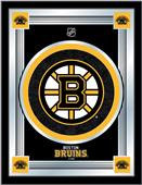 Holland NHL Boston Bruins Logo Mirror