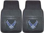 Fan Mats US Air Force Heavy Duty Car Mats (set)