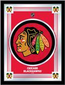 Holland NHL Chicago Blackhawks Logo Mirror