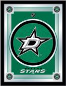 Holland NHL Dallas Stars Logo Mirror