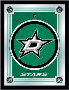 Holland NHL Dallas Stars Logo Mirror