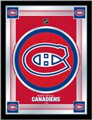 Holland NHL Montreal Canadiens Logo Mirror