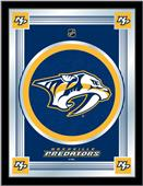 Holland NHL Nashville Predators Logo Mirror