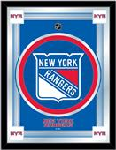 Holland NHL New York Rangers Logo Mirror