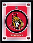 Holland NHL Ottawa Senators Logo Mirror